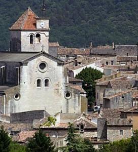 ST Paul les 3 Châteaux
